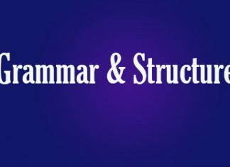 Grammar and Structure
