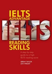کتاب IELTS Advantage Reading skills مابع ریدینگ آیلتس