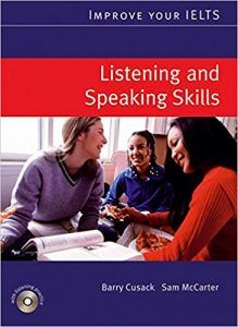 improve your ielts listening and speaking Skills منابع لیسنینگ آیلتس
