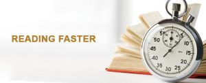 fast reading in IELTS Reading
